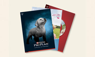 Purina ProPlan Puppy Kit Folders