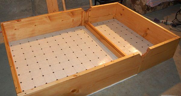 Always choose a durable whelping box.